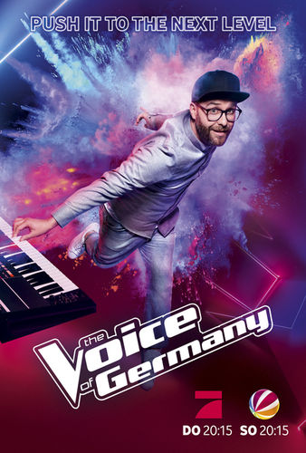 The Voice of Germany X Campaign by PHILIPP RATHMER
