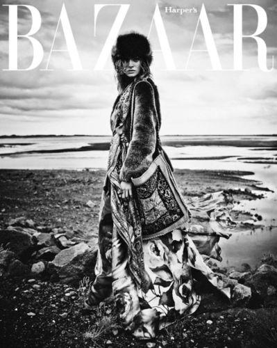 PETRA WIEBE Harper's Bazaar