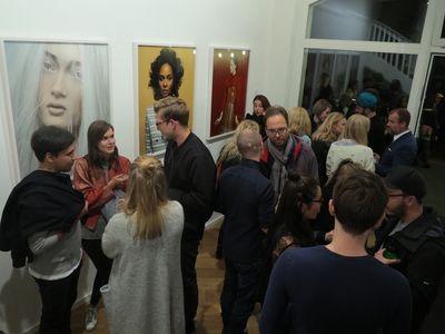 BASICS ART II Exhibition / UPDATE warm up