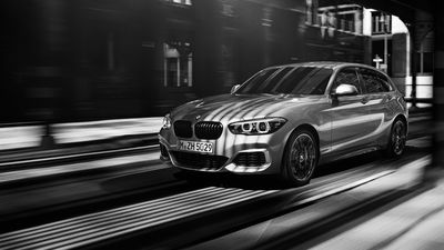 RAY BESPOKE photographs BMW 1 Series