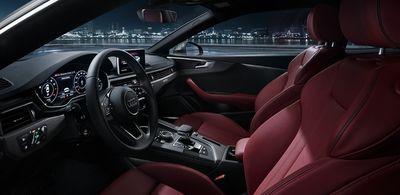 MARKUS WENDLER : The new Audi A5 Coupé
