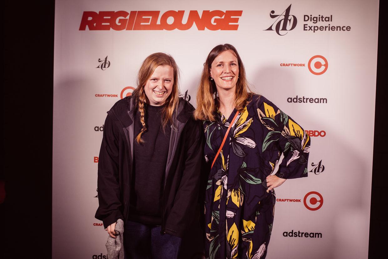 DIRECTORS LOUNGE by BBDO #57 : Charlotte Regan, Claire Leaver/Knucklehead