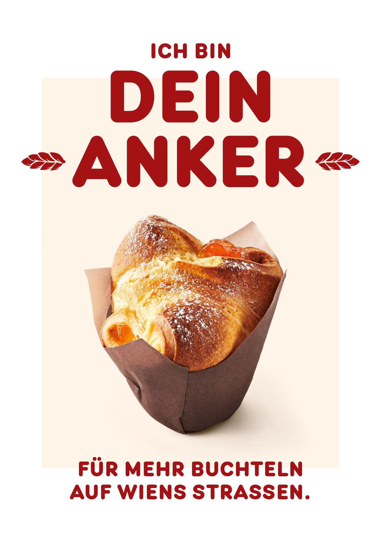 Stefan Thurmann für Ankerbrot, Agentur Jung von Matt/Donau