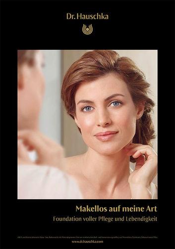 SIMONE ROSENBERG für Dr. Hauschka