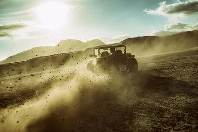 ANATOL GOTTFRIED - Desert Buggy