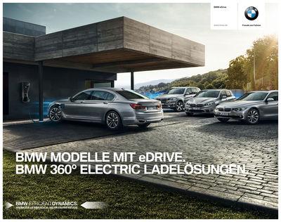 RECOM CGI : BMW PHEV - Range shots