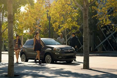 Jeff Ludes for FIAT 500X