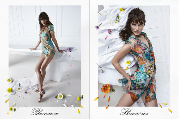 LUNDLUND: Camilla Akrans for Blumarine