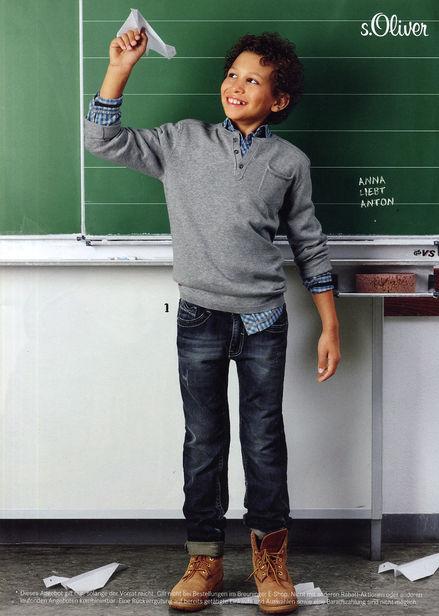 BRODYBOOKINGS : Colin for BREUNINGER KIDS
