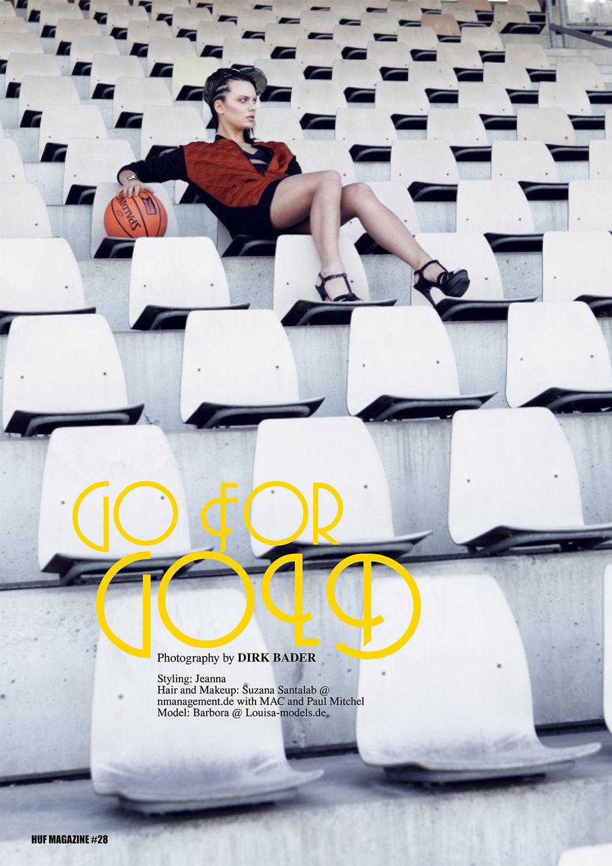 SUZANA SANTALAB for Huf Magazine