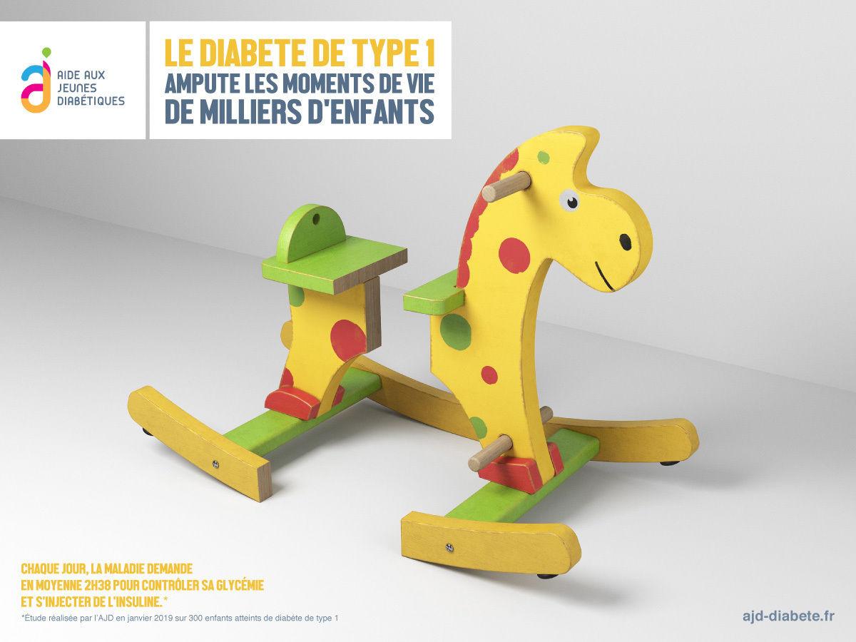 Aide aux Jeunes Diabétiques - Amputated Toys