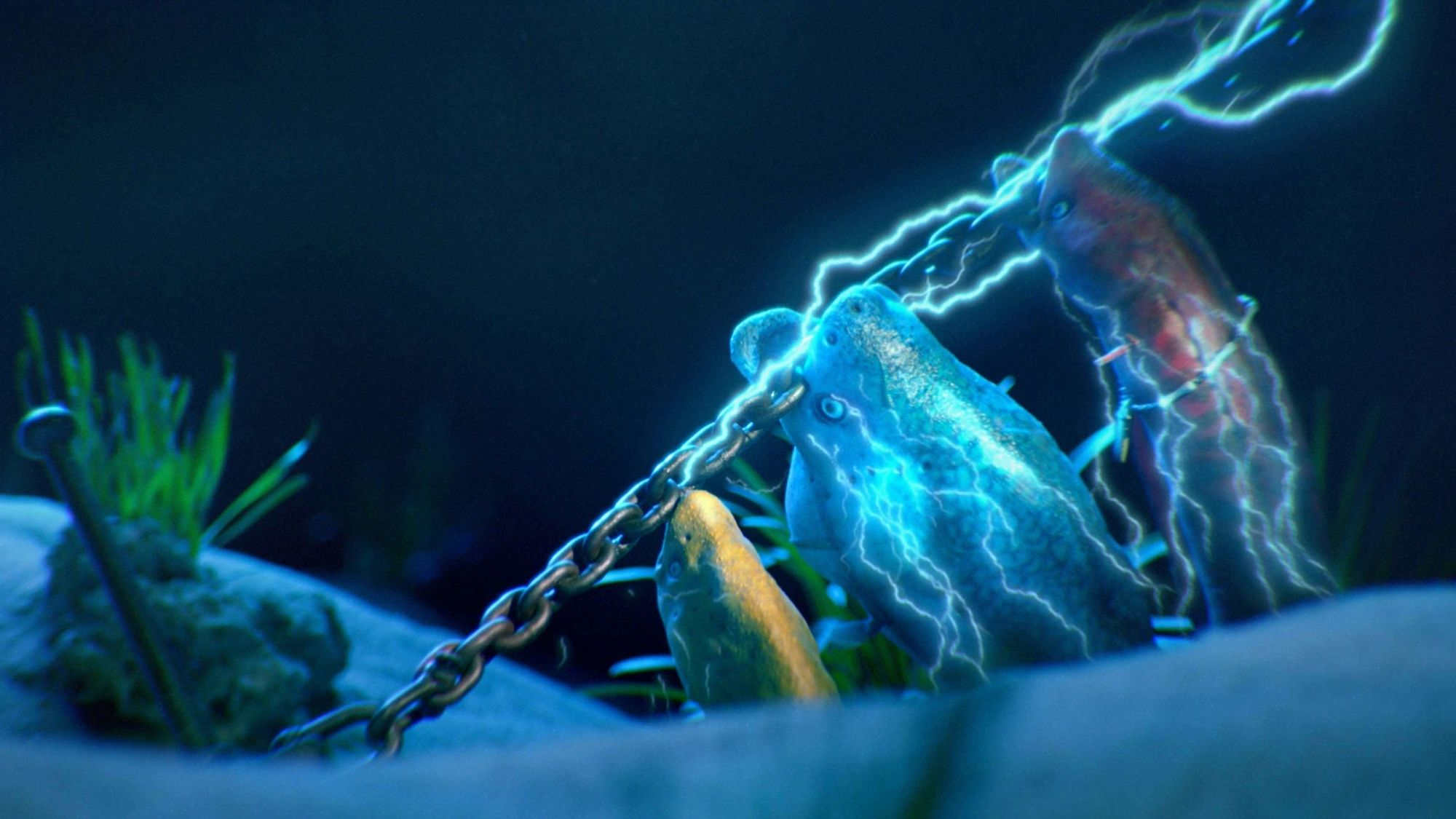 "BBDO Berlin for SMART : Electric Eels – ""Eel-ectricity"" | As electric as it gets | smart"