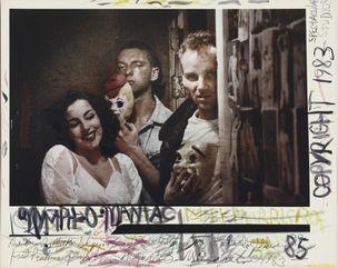 Mark Morrisroe, Nyph-o-maniac, 1983 (WestLicht, Wien)