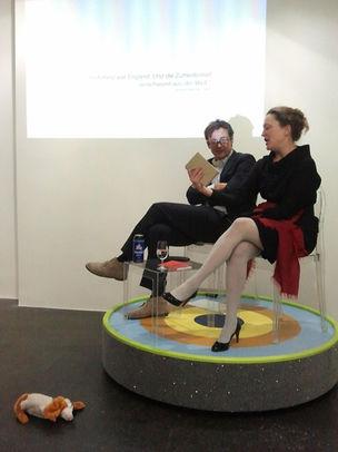 Armin Chodzinski - V wie Verkrampfung (Julia Garnatz Galerie)