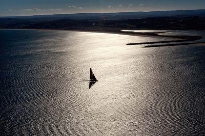 RAFF DIGITAL for HUGO BOSS 'Sky Walk'