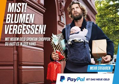 Paypal Kampagne