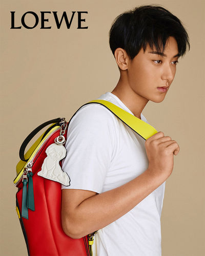 GLAMPR produces Loewe collaboration with Chinese recording artist Z.Tao