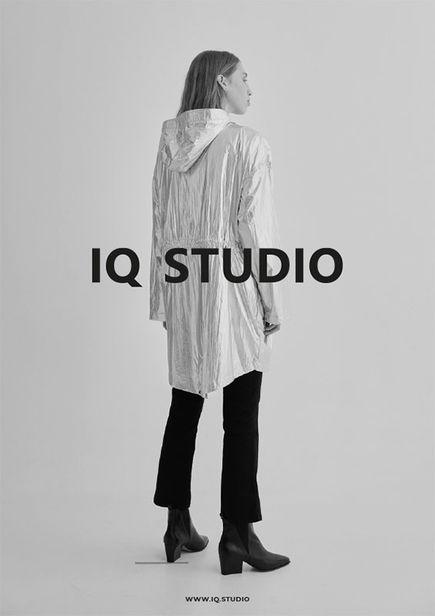BIGOUDI: Francesca Vigliarolo für IQ Studio