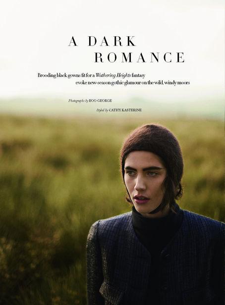 ZELDA looking astonishing in the woods, for Harper's Bazaar