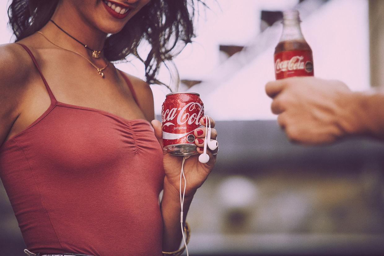 COSMOPOLA | MANUEL ARCHAIN - Cocal Cola Latin Amerika Campaign November 2017