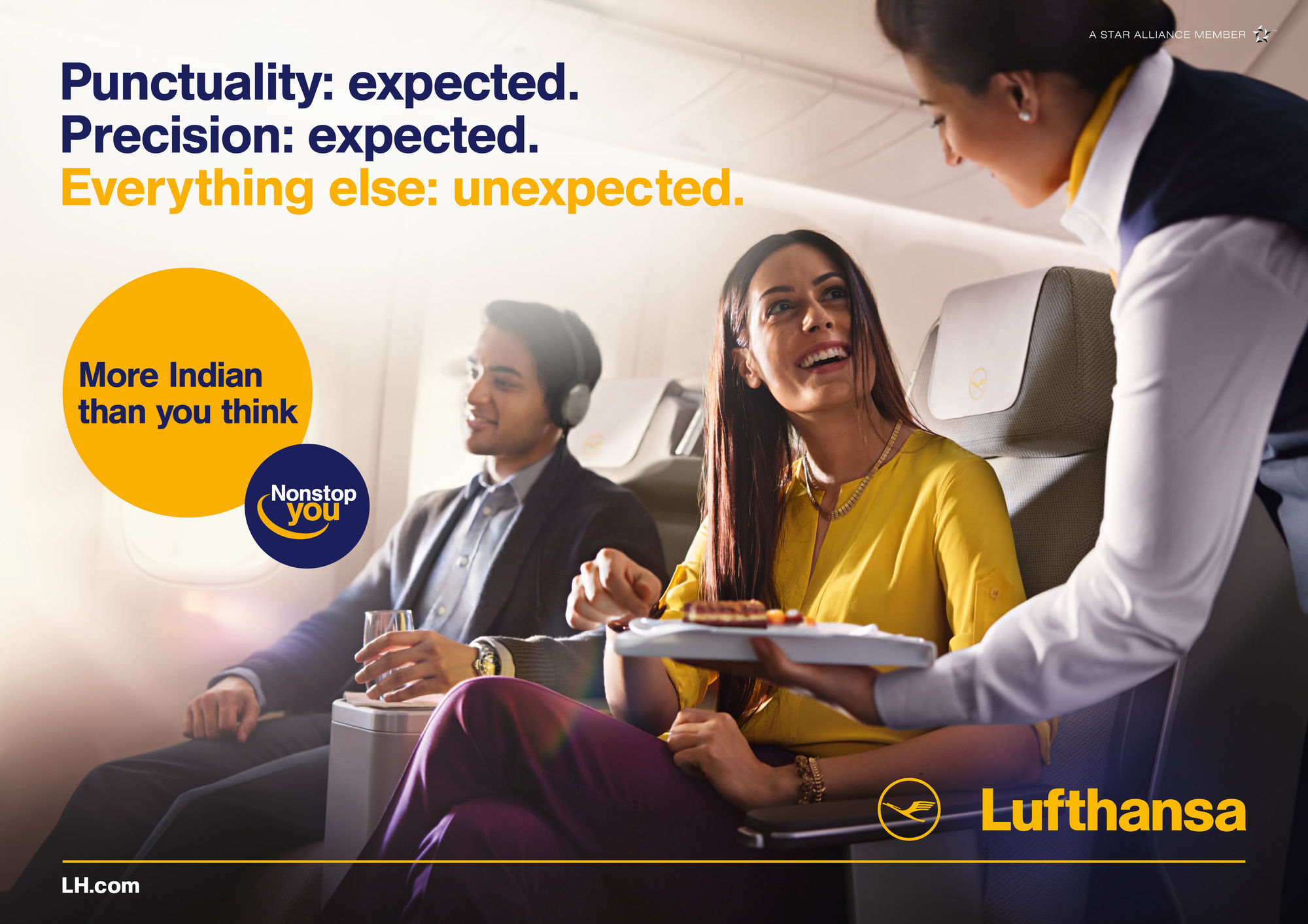 Claas Cropp Creative Productions - Lufthansa