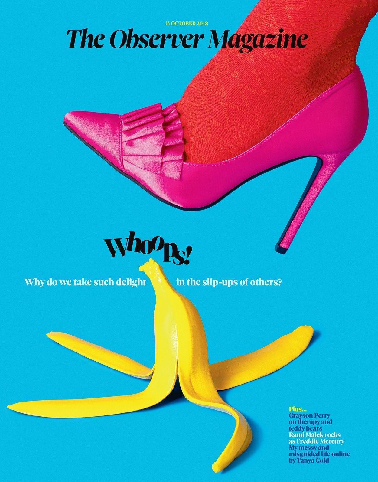 COSMOPOLA | Ilka&Franz for Observer Magazine