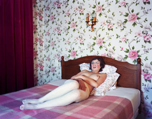 Michael Hoppen Contemporary : Ofer Wolberger, Hotel Patton, Avranches, France, 2007