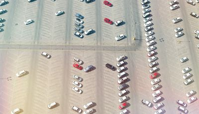 MARC TRAUTMANN - Customs Aerial Parking