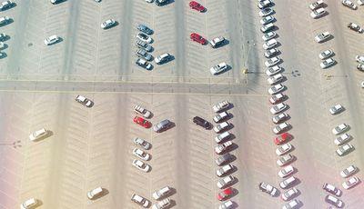 MARC TRAUTMANN - Customs Aerial Parking