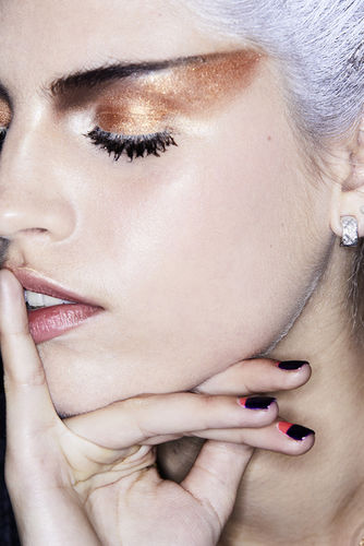 ESTHER HAASE : Chanel Beauty Special for Wonderland Magazine