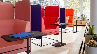 STILLSTARS - Birgit Ehrlicher Set Design for Steelcase