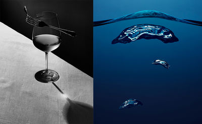 """NEW Drinks & Still Life Photographer  """"YNG TLNTD HNGRY by Severin Wendeler""""  Nick Rees c/o Severin Wendeler"""