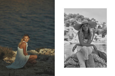 NINA KLEIN, Styling: Mascha Möller, Hair & Make Up: Jane Jakobi for Anthropologie by Marie Schmidt