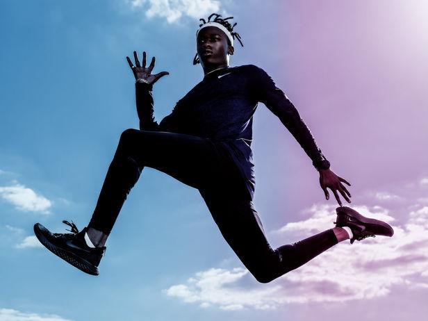 Jordan Aki-Sawyerr by Chris Dodd  c/o FARIYAL KENNEL