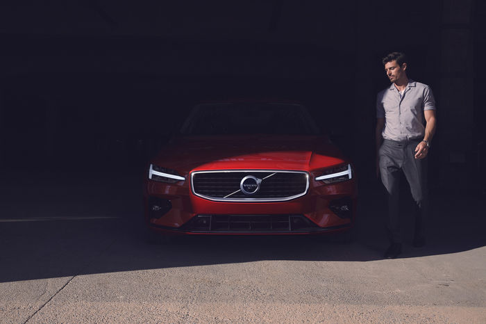 THE KLUBHOUSE Volvo S60 R-Design for VOLVO CARS