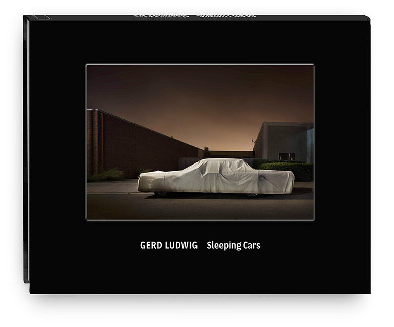"EDITION LAMMERHUBER presents Gerd Ludwigs ""Sleeping Cars"""