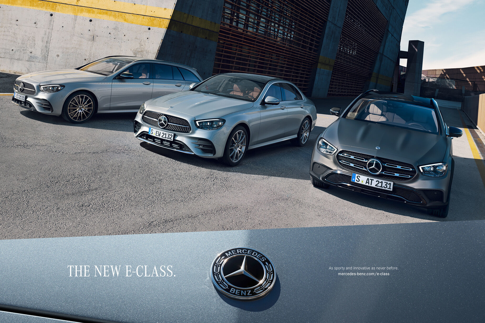 FRITHJOF OHM INCL. PRETZSCH w/ antoni Berlin for Mercedes-Benz