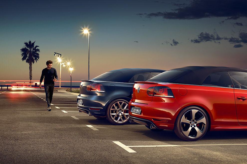 IMAGE NATION S.L. for Volkswagen Golf GTI Cabrio