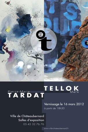 MARGARETHE HUBAUER : Mark TELLOK - Exhibition