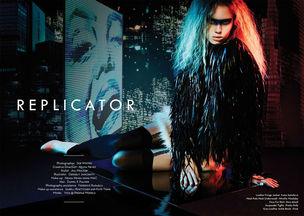 Replicator by Seb Winter c/o LILA MANAGEMENT