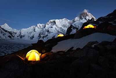Masherbrum Expedition