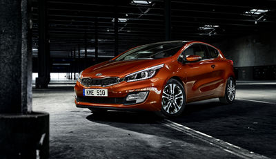 MARC TRAUTMANN for KIA CEED