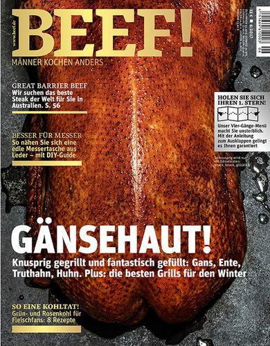 BIGOUDI Juergen Zimmerstaedt für Beef