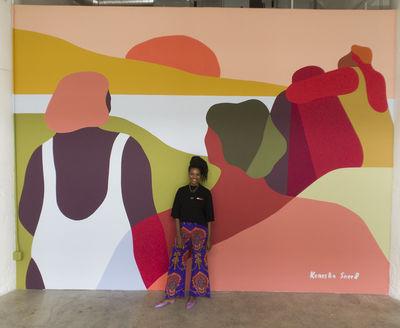 Kenesha Sneed c/o GIANT ARTISTS
