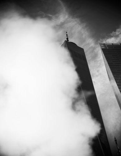 "EMEIS DEUBEL: Boerge Sierigk's latest personal series ""Hello World, NYC"""