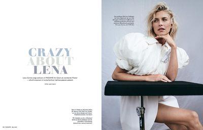 NINA KLEIN, Hair & Make Up Benjamin Becher, Alex Waltl, Lena Gercke, Madame