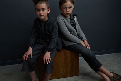 Douuod Kids AW16 by Achim Lippoth