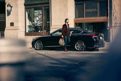 KELLY KELLERHOFF REPRESENTS! Andreas Hempel für Hyundai/Genesis in New York