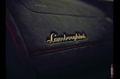 FRANK KAYSER for LAMBORGHINI