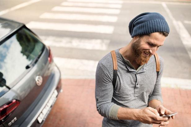 Karsten Koch für VW Financial Services in Capetown